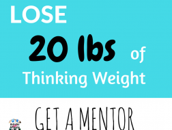 Lose 20lbs of Thinking Weight